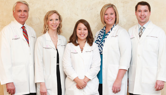 The doctors of Azalea City Physicians for Women in Mobile, Alabama, provides female health services and OBGYN care.